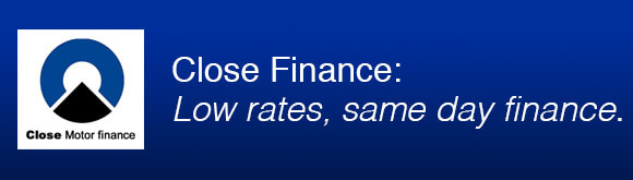 Close Finance - Low Rates, Same Day Finance!